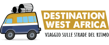 destination west africa logo